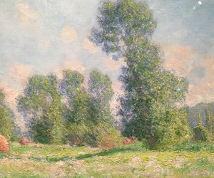 aesthetic, art, and claude monet image