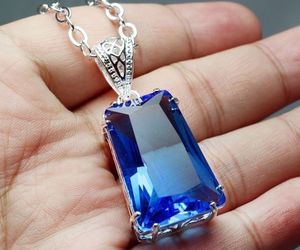 ebay, hermosa, and necklaces & pendants image