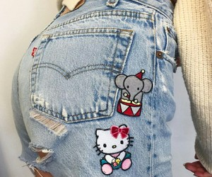 hello kitty, fashion, and aesthetic image