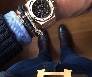 style, luxury, and man image