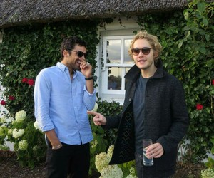 king, toby regbo, and francis valois image