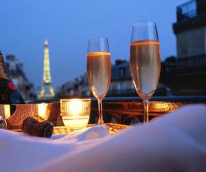 luxury and paris image