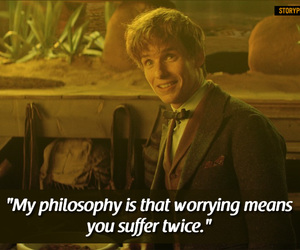 quotes, fantastic beasts, and newt scamander image