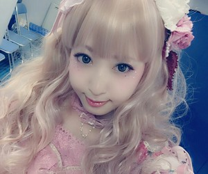 angelic pretty, hime lolita, and japanese girl image