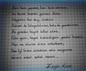 ben, guzelsoz, and türkçe image