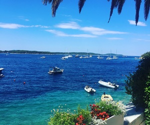 holiday, Croatia, and hvar image