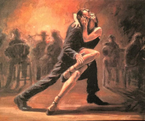 tango, dance, and passion image