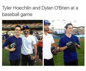 teenwolf, derekhale, and dylano'brien image