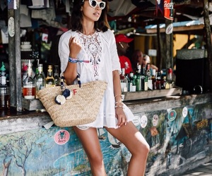 bar, outfit, and summer image