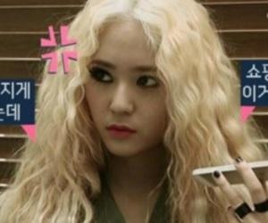 f(x), girl, and kpop image