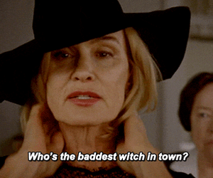 witch, american horror story, and coven image
