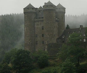 castle and medieval image