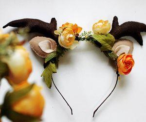 creative, deer, and tumblr image