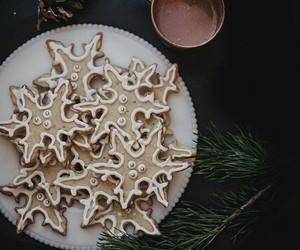 christmas, Cookies, and inspiration image