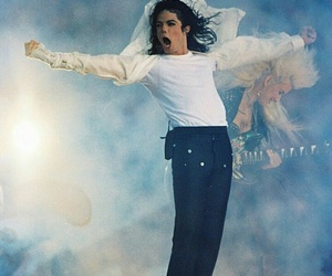 amazing, live, and king of pop image