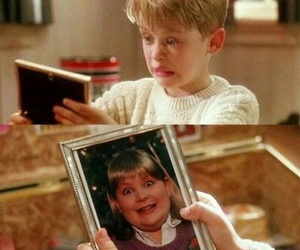 funny, home alone, and lol image