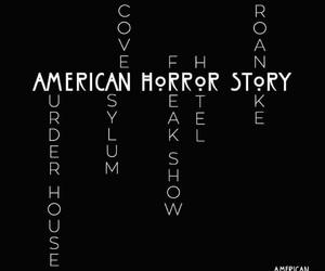 american horror story, asylum, and freak show image