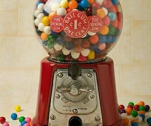 bubble gum, carnival, and gums image