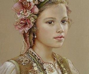 art, balkan girl, and kız image