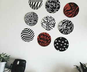 album, wall decor, and blurryface image