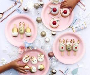 cake pops, cakes, and candy image