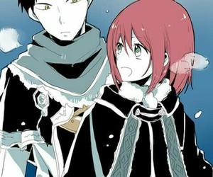 obi, shirayuki, and akagami no shirayukihime image