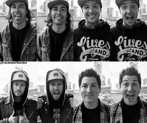 bands, mike, and mike fuentes image