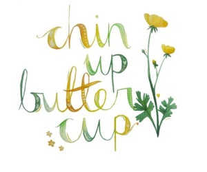 cheer up, kindness, and say it with flowers image