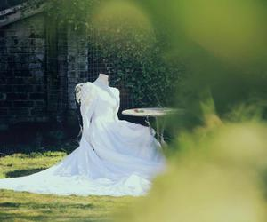 art, conceptual, and dress image
