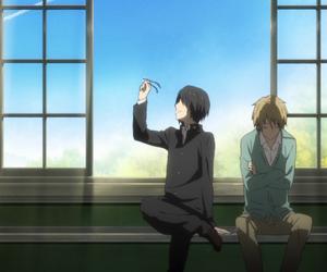 anime, natsume yuujinchou, and matoba seiji image
