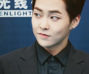exo, korean, and xiumin image