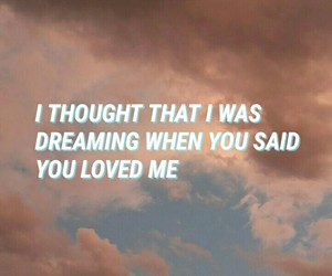 quote, couple, and Dream image