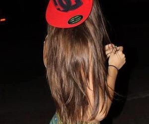 hair, long hair, and cabello image