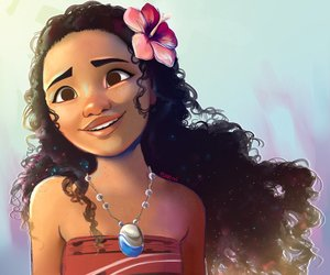 disney and moana image