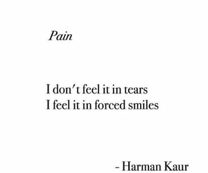 feels, pain, and phrases image