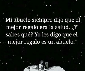 amor, frases, and abuelo image