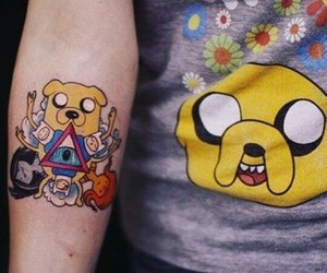alternative, JAKe, and tattoo image