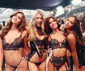 Victoria's Secret, model, and vs image
