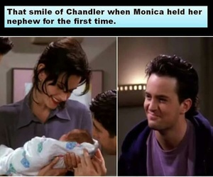 chandler, monica, and mondler image