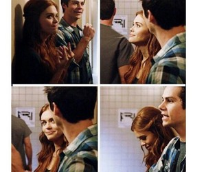 teen wolf, holland roden, and stydia image