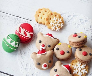 cakes, Cookies, and holidays image