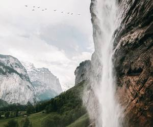 nature, epic, and mountains image
