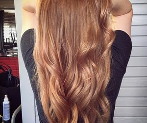 hair, hairstyle, and wavy image