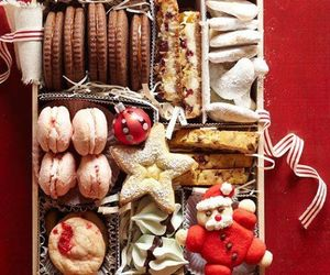 christmas, delicious, and sweet image