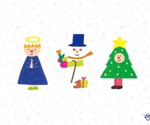 christmas and aiueo image