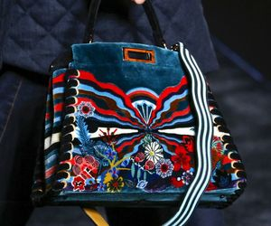 bag, fendi, and colors image