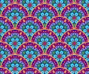 beautiful, pattern, and wallpaper image