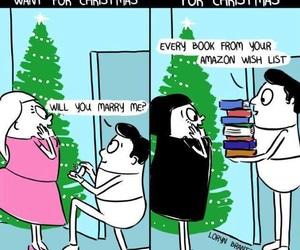 book and christmas image