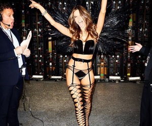 alessandra ambrosio, angels, and victoria's secret‎ image