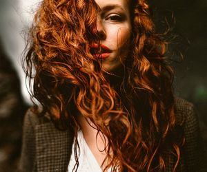 hair and redhead image